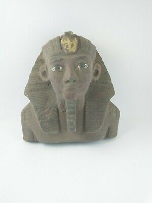 RARE ANCIENT EGYPTIAN ANTIQUE RAMSES II Head Statue 1217-1255 BC