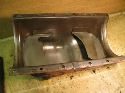 Y112 Continental Engine Oil Pan Y69 Y91