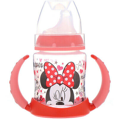 NUK  Disney Baby  Learner Cup  Minnie Mouse  6  Months  1 Cup  5 oz  150 ml