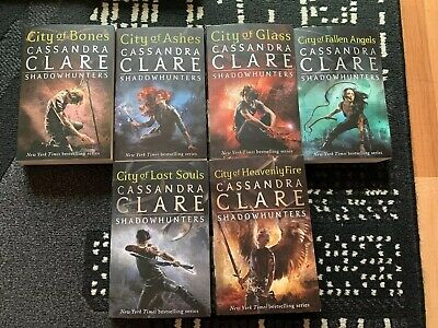 Cassandra Clare Shadowhunters The Mortal Instruments Book Series