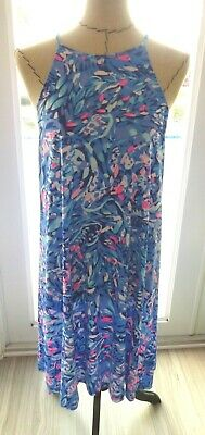 NWD Lilly Pulitzer Margot Dress Size Large L