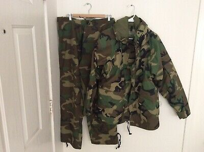 Marine Corps Usmc Parka Cold Weather And Trousers Size Medium