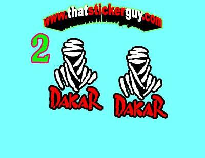 DAKAR rally sticker decal 4x4 off road honda africa twin jeep offroad bmw gs cdi