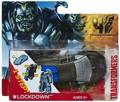 Transformers Age Of Extinction One Step Changer Action Figure Lockdown