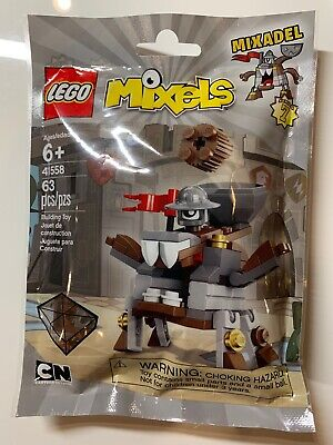 NEW IN FACTORY SEALED PACKAGE - RETIRED 41574 LEGO MIXELS COMPAX