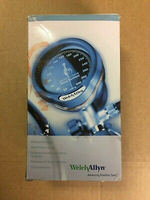Welch Allyn DS-5401-189CB Dura Shock Sphygmomanometer Blood Pressure Gauge