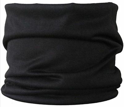 New Neck Tube Snood Motorcycle Thermal Winter Clothing 100% Cotton Comfort Fit
