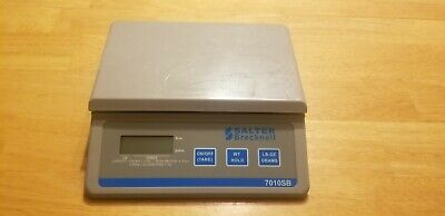 Salter Brecknell 7010Sb  Postal Shipping Scale