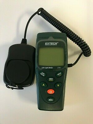 Extech LT45: Color LED Light Meter