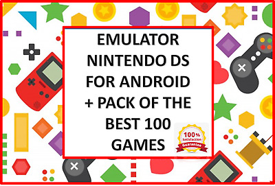 Emulator Nintendo DS for Android + 103 of the 🔥Best Games🔥 [2020 Updated]