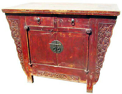 """Antique Chinese """"Butterfly"""" Coffer (2005)"""
