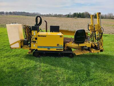 2003 vermeer 7/11A directional drill