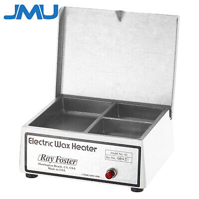 Ray Foster - Deluxe Electric Wax Heater With Thermal Control # Wh41