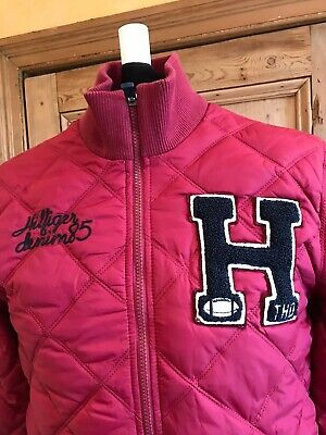 Girls Tommy Hilfiger Quilted Jacket Age 16 Years 176 Women's