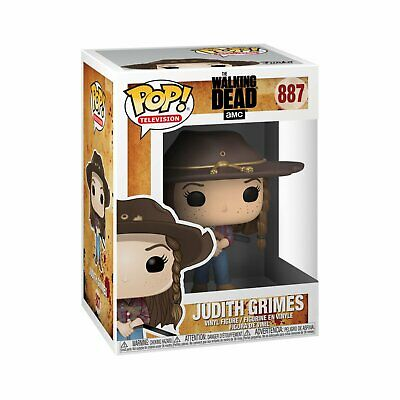 Funko Pop! AMC The Walking Dead Judith Grimes #887 Brand New In Box Ships Free