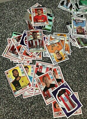 Panini Football 2020 Premier League Stickers Choose Numbers BUY 5 Get 10 FREE