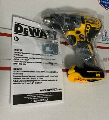 DeWalt XR 20V DCD791,DCD796 Brushless Motor//Switch Assembly N442096
