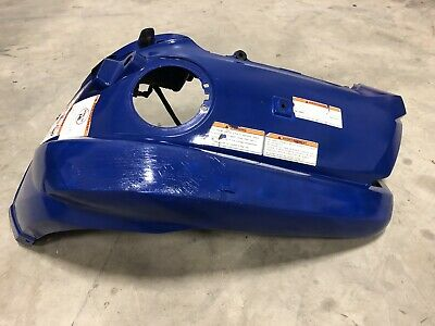 07 08 11 Yamaha Grizzly 550 700 Front Right Fender Plastic Blue