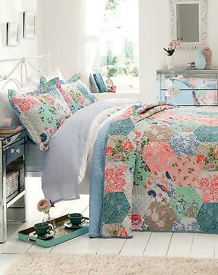 Ringley Home Collection Double Harriet Patchwork Throw FO087