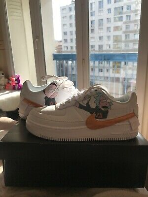 CHAUSSURE HOMMEFEMME NIKE air force one blanche, pointure