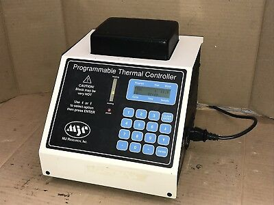 MJ Research PTC-100 Programmable Thermal Cycler 60-Well Block - FULLY FUNCTIONAL