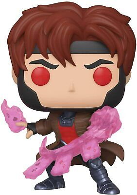 Funko Pop! Marvel: X-Men Gambit w/ Cards Vinyl Figure