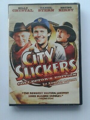 City Slickers (DVD, 2008, Bilingual, Collectors Edition) New and Factory Sealed