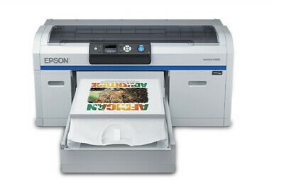 Epson SureColor F2000 White Edition Direct to Garment Printer