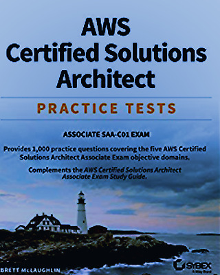 AWS Certified Solutions Architect Official Study Guide: Associate Exam PDF Brand