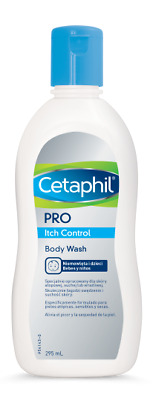 Cetaphil Pro Itch Control Baby Wash Emulsion Emulsja Do Mycia 295 Ml