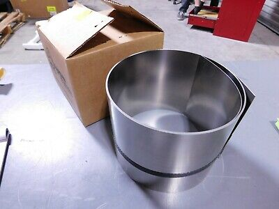 """Stainless Steel Shim Stock Roll 0.025"""" x 6"""" x 100"""""""