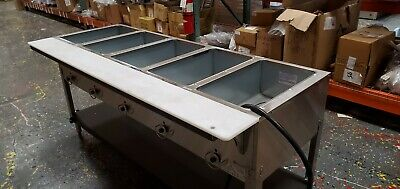 Duke E305Sw-208V Drop In Aerohot Food Well New Never Used Free Freight