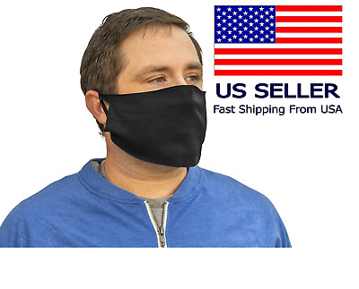 Face Mask Reusable Washable Men Women Protective Masks FREE QUICK SHIP - USA =