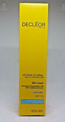 decleor hydra floral BB cream clair/light spf 15 ml 40