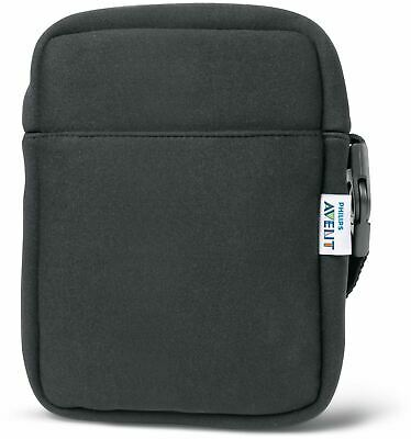 Avent THERMABAG - BLACK Baby Bottle Feeding Supplies Thermal Bags