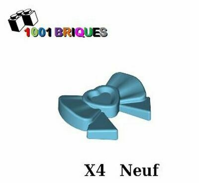 Lego ® Lot x2 Noeud Ruban Cheveux Bow Hair Choose Color 93080j NEW