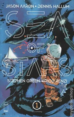 VF//NM 9.0 Image, 2019 8242 Sea of Stars #2