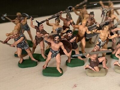 Ancient Army Painted soldiers 1:72 ESCI, Early Bronze Age Punic Biblical Wars