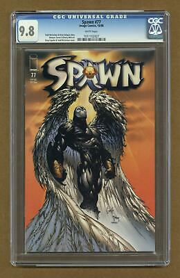 Spawn #77A Direct Variant CGC 9.8 1998 1011102027