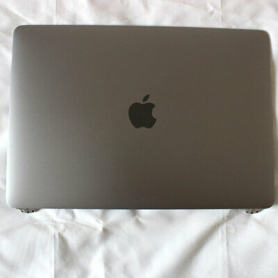 """Apple Macbook Pro A1706 A1708 2016 LCD Full Screen Assembly 13"""" Gray 661-05095"""