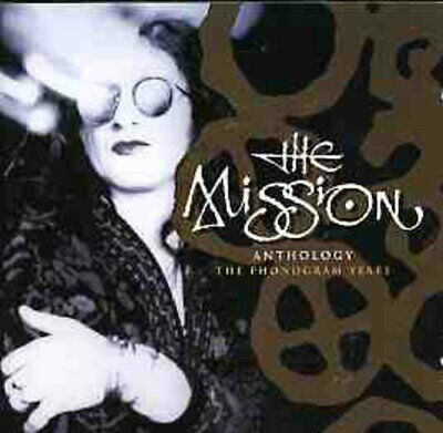 Mission - Anthology - the Phonogram Years - Double CD - New