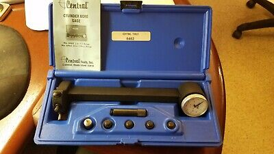 central tool #6462 Cylinder Bore Gage kit