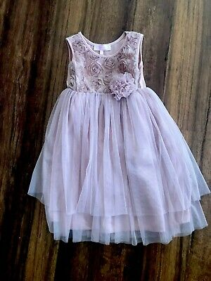 New Flower Girls Chiffon Dress Wedding Christmas Pageant Party Fancy Easter 2073