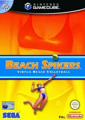 Beach Spikers, Very Good Gamecube, GameCube Video Games
