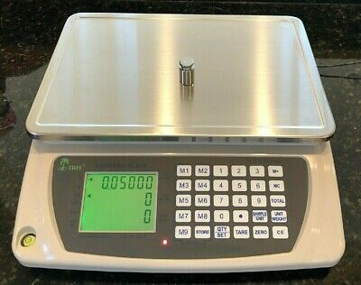 LW Measurements LCT-3, Tree 3 lb. x 0.0001 lb. Counting Scale