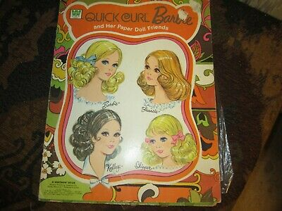cutout 1973 2-kelley franie skipper and ken paper doll and  fashions