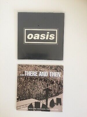 oasis whats the story morning glory Promo Cd There And Then