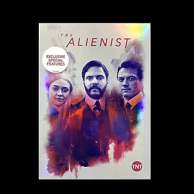 The Alienist: The Complete First Season One (DVD, 2018, 3-Disc Set)