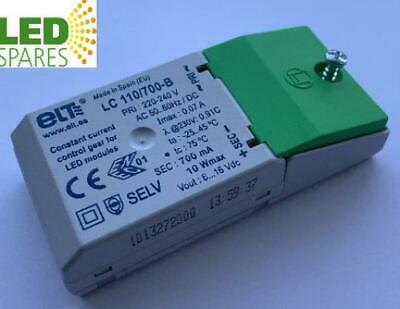 EXTRA THIN Slim LED transformer constant current Ballast Power Supply EVG Throttle