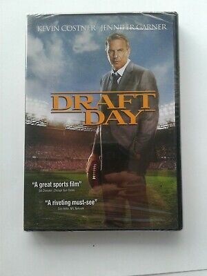 Draft Day (DVD, Bilingual) Brand New Factory Sealed